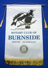Club of Burnside Banner