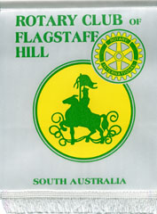 Club of Flagstaff Hill Banner