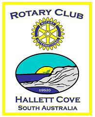 Club of Hallett Cove Banner