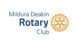 Club of Mildura Deakin Banner