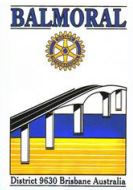Club of Balmoral Banner