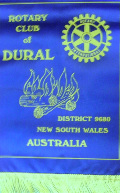 Club of Dural Banner