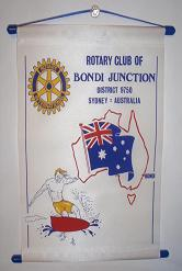 Club of Bondi Junction Banner