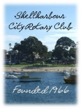 Club of Shellharbour City Banner