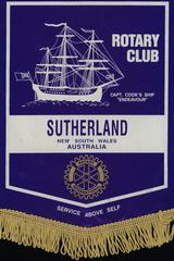 Club of Sutherland Banner