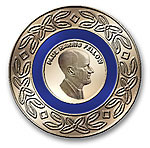 PHF medallion