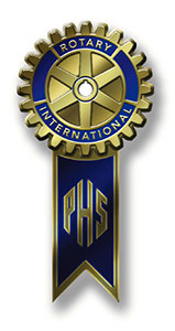 Paul Harris Society medallion